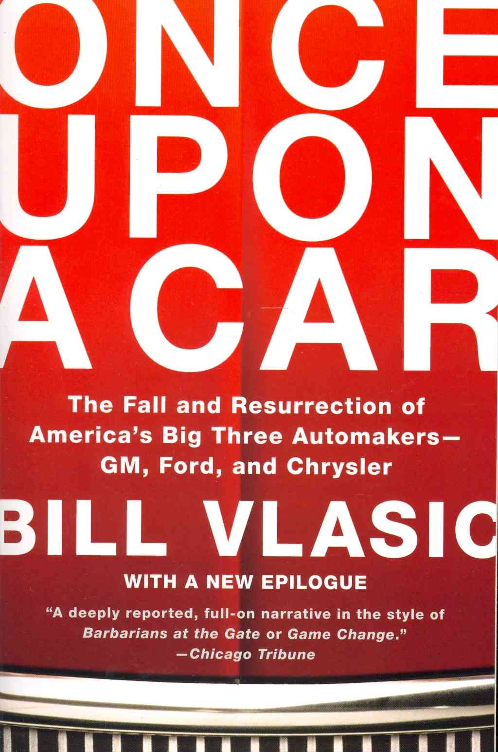 Once upon a Car By Vlasic, Bill